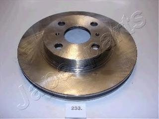Диск тормозной Japanparts DI233 комплект 2 шт диск тормозной japanparts dp231 комплект 2 шт