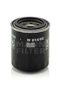 Фильтр масляный Mann-Filter W81480W81480