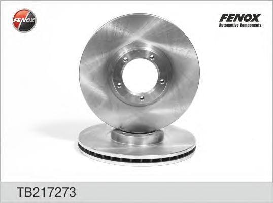 Fenox Диск тормозной. TB217273TB217273