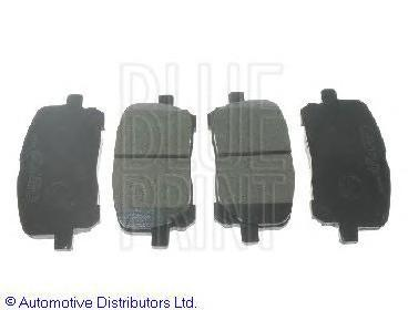Колодки тормозные BLUE PRINT ADT342116ADT342116