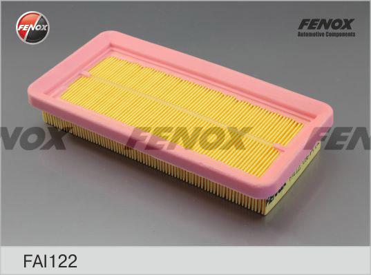 Фильтр воздушный Hyundai Getz 02-09 1.1-1.6FAI122