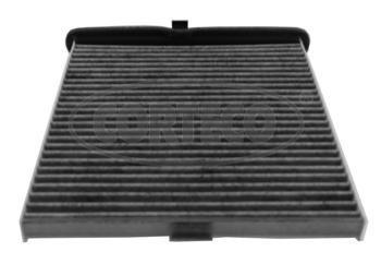Фильтр салона угольный CORTECO 8000456880004568