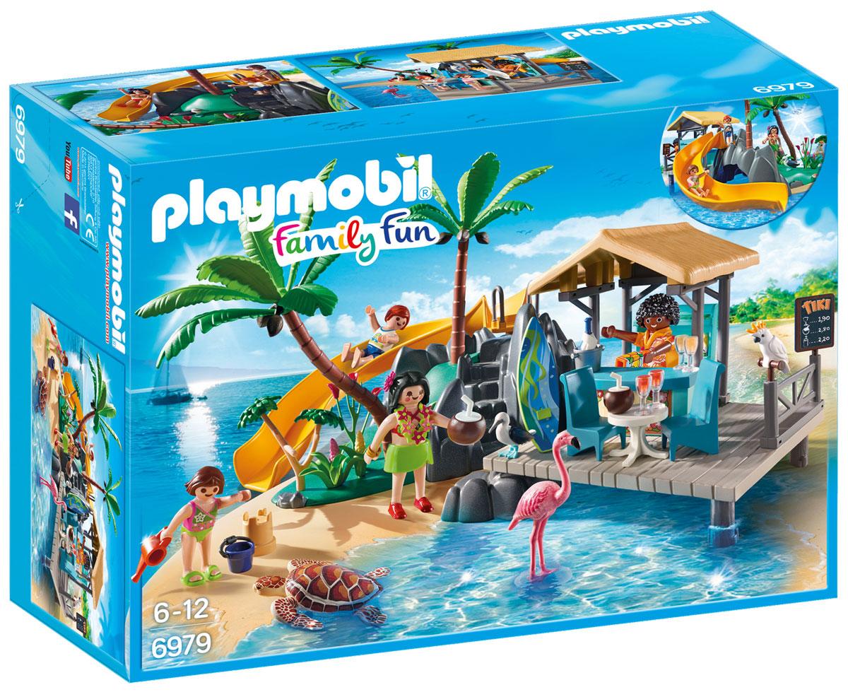 PlaymobilИгровой набор Бар на острове