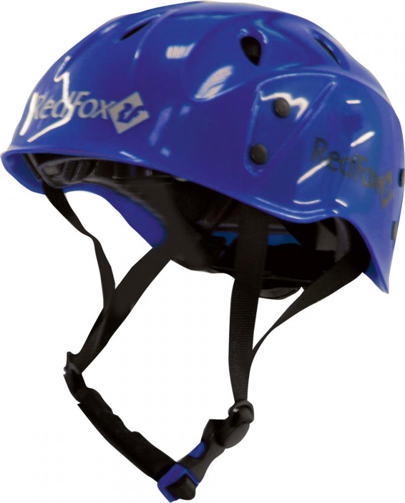 Каски для альпинизма Red Fox Rock Master Junior, цвет: темно-синий