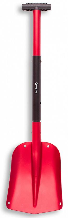 Лопата лавинная Red Fox, складная, цвет: красный, черный ежи анджеевский сочинения в 2 томах комплект из 2 книг