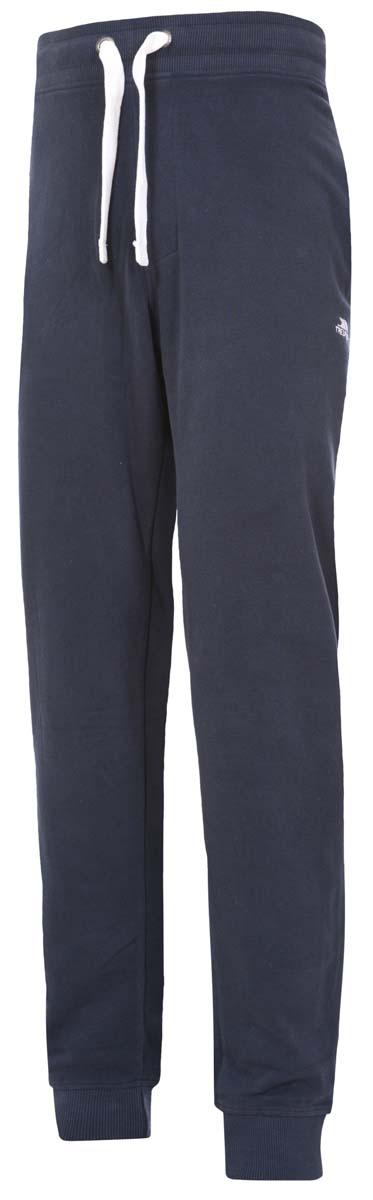 Брюки спортивные муж Trespass Carson, цвет: серый. MABTTRM20006. Размер S (48)MABTTRM20006Превосходные спортивные брюки свободного кроя. Модель на эластичном поясе обеспечит комфортную посадку. По бокам - прорезные карманы.