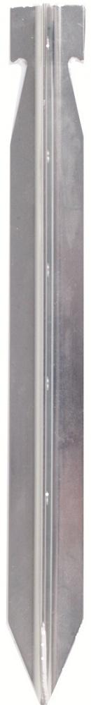 Колышек Red Fox Team-Peg, цвет: серебристый, 25 см18790Легкие прочные колышки, которые позволяют надежно зафиксировать оттяжки палатки в разных видах грунта Материал: Алюминий Размеры, см: 18 Вес упаковки, кг: 0,16 Количество шт. в упаковке: 10