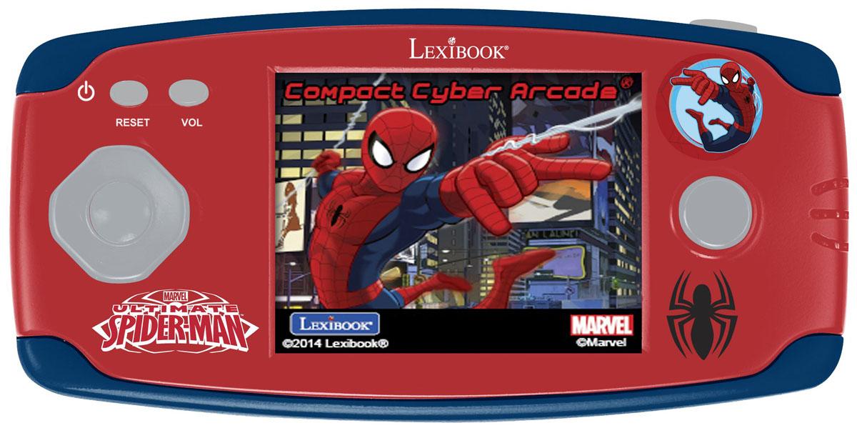 Lexibook портативная игровая консоль Великий Человек-Паук + 150 игр игровая консоль sega magistr drive 2 lit 65 игр