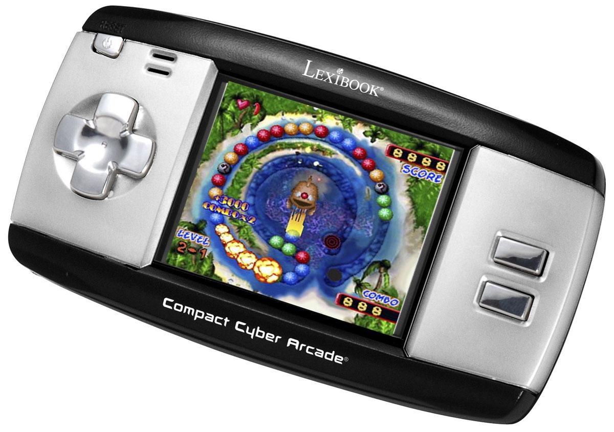 Lexibook портативная игровая консоль + 250 игр - Игровые консоли