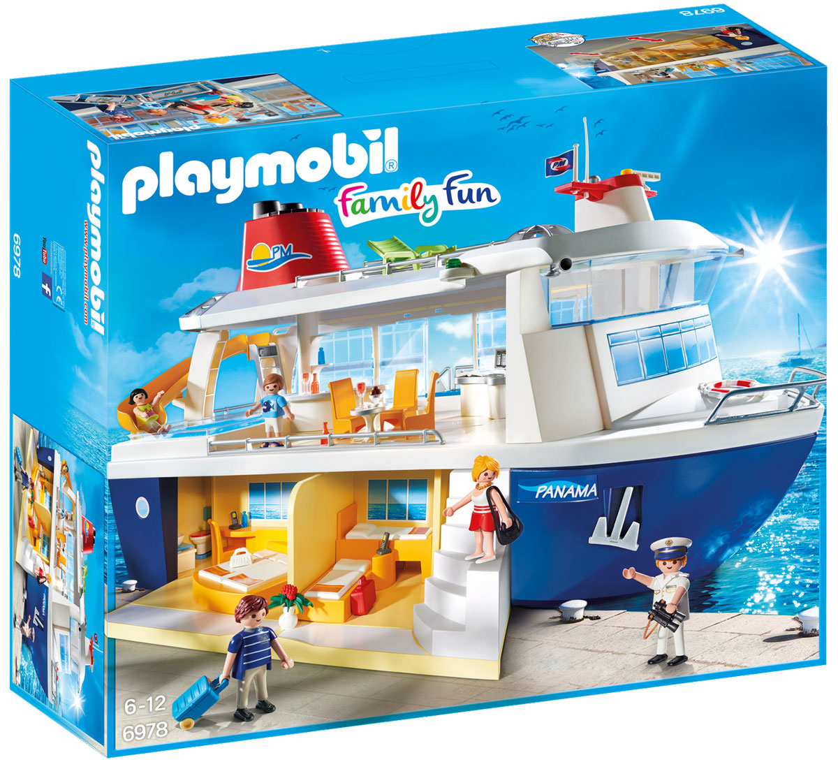 PlaymobilИгровой набор Судно