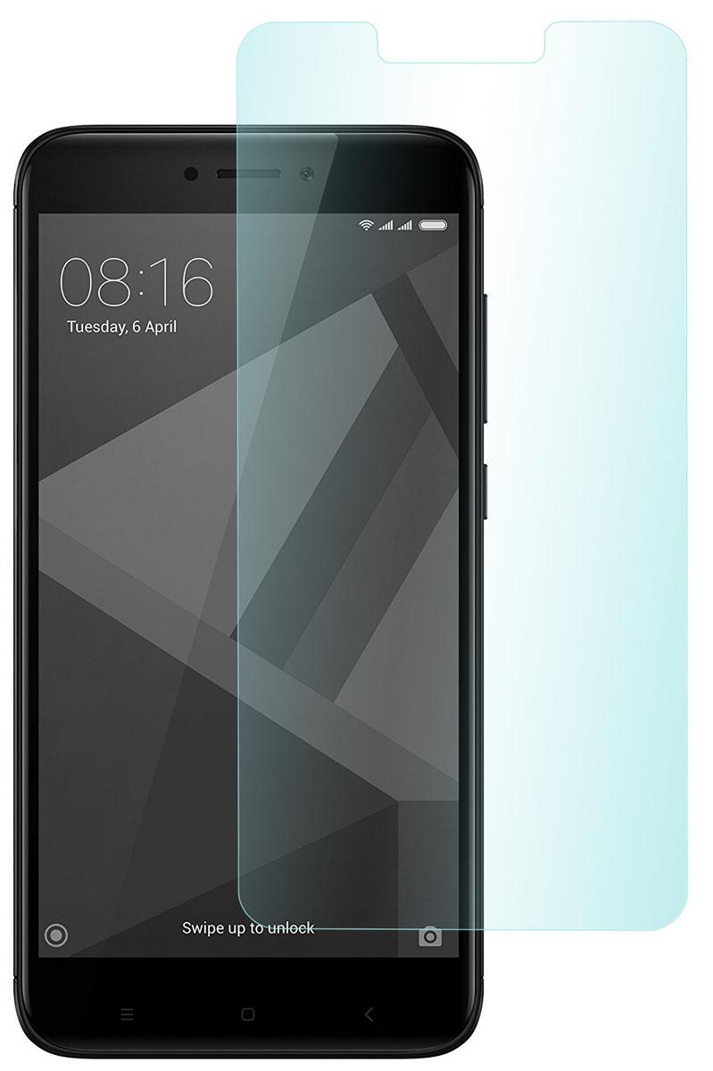 Skinbox защитное стекло для Xiaomi Redmi 4X, глянцевоеSP-377Защитное стекло для Xiaomi Redmi 4X