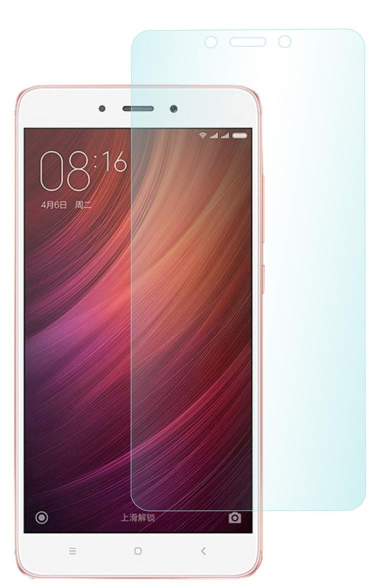 Skinbox защитное стекло для Xiaomi Redmi Note 4, глянцевоеSP-356Защитное стекло Skinbox для Xiaomi Redmi Note 4 обеспечивает надежную защиту сенсорного экрана устройства от большинства механических повреждений и сохраняет первоначальный вид дисплея, его цветопередачу и управляемость. В случае падения стекло амортизирует удар, позволяя сохранить экран целым и избежать дорогостоящего ремонта. Стекло обладает особой структурой, которая держится на экране без клея и сохраняет его чистым после удаления.