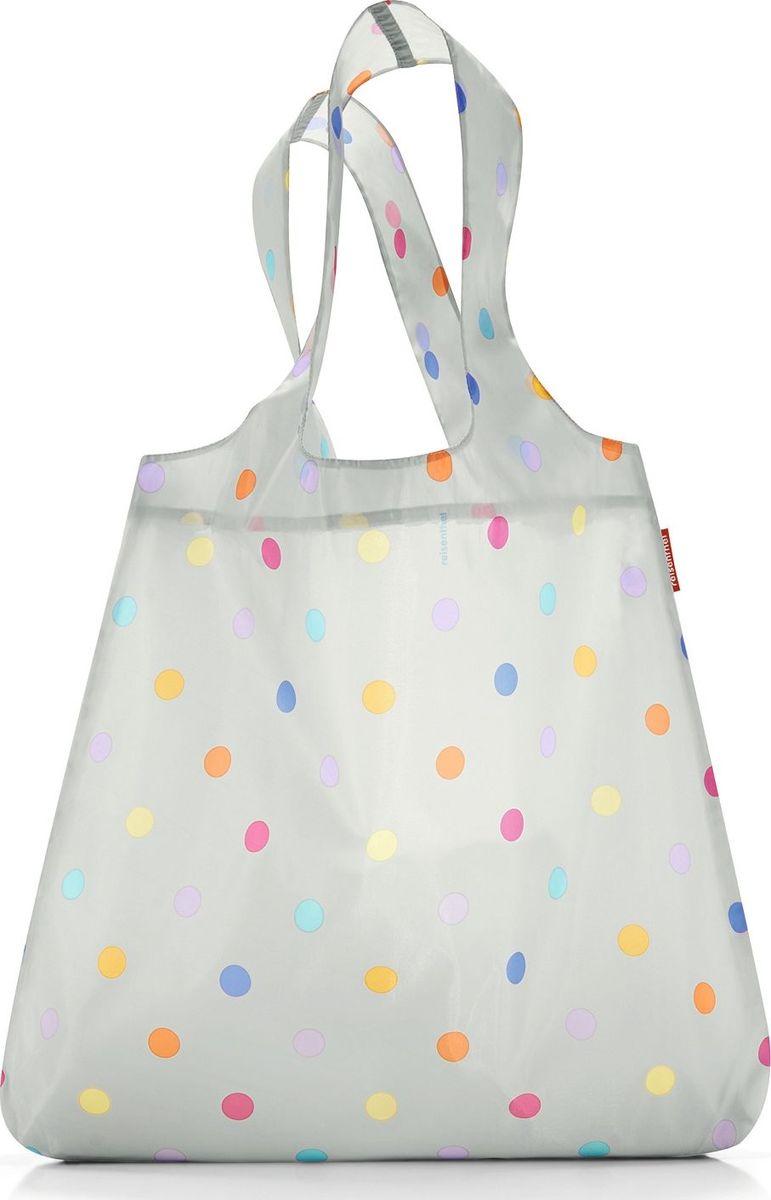 Стильная и практичная сумка Reisenthel для покупок. Экологичная альтернатива одноразовым пакетам. Компактно сворачивается и фиксируется резинкой для удобства переноски.   Размер в сложенном состоянии: 12 х 6 х 2 см. Удобные длинные ручки. Объем: 15 л.