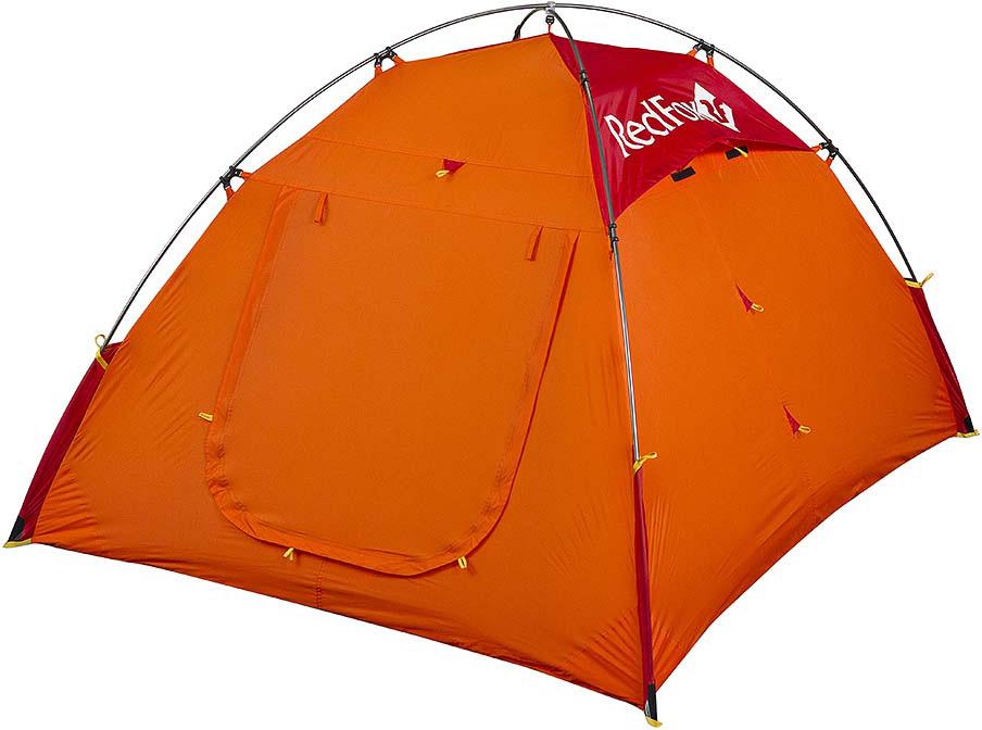 Палатка Red Fox Solo XC Plus, цвет: оранжевый