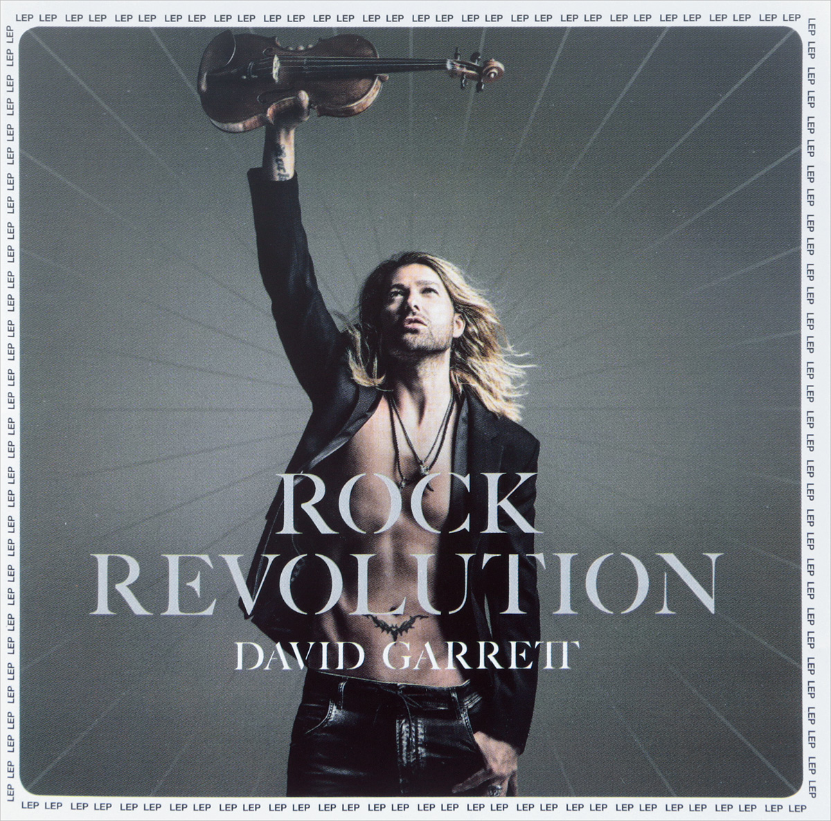 Дэвид Гарретт David Garrett. Rock Revolution