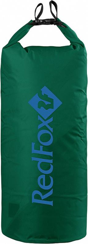 Гермомешок Red Fox Dry Bag, цвет: зеленый, 40 л пальто женское red fox цвет светло серый 1040747 размер l 50