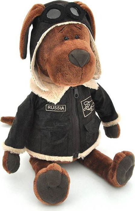 Orange Мягкая игрушка Пёс Барбоська Авиатор 30 см лакост кепка цена