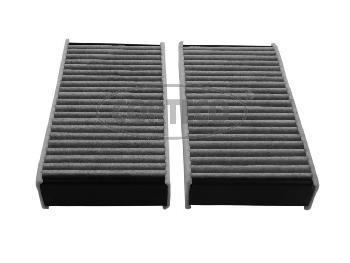 Фильтр салона (угольный) CORTECO 8000436080004360