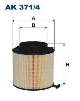 Фильтр воздушный Filtron AK3714AK3714
