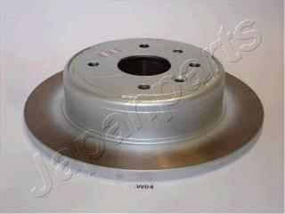 Диск тормозной задний Japanparts DPW04 комплект 2 штDPW04