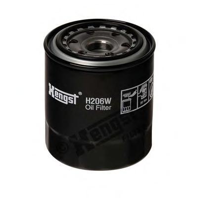 Фильтр масляный Hengst H206WH206W