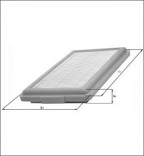 Фильтр воздушный Bosch F026400017F026400017