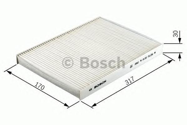 Фильтр салона (угольный) Bosch 19874324021987432402