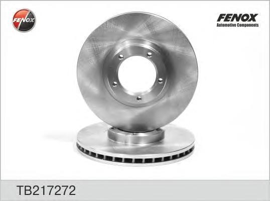 Fenox Диск тормозной. TB217272TB217272