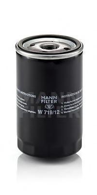 Фильтр масляный Mann-Filter W71912W71912