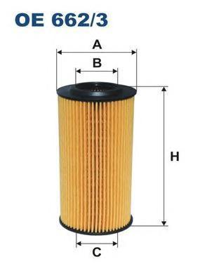 Фильтр масляный Filtron OE6623OE6623
