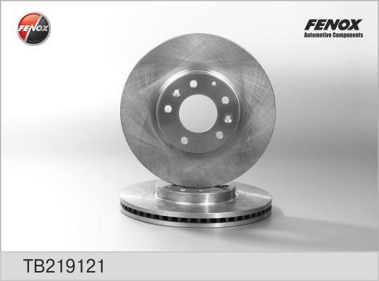 Fenox Диск тормозной. TB219121TB219121