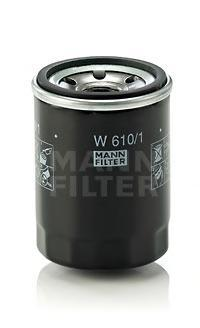 Масляный фильтрMann-Filter W6101W6101