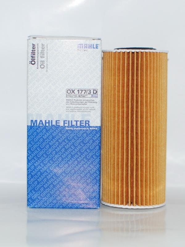 Фильтр масляный Mahle/Knecht OX1773DOX1773D