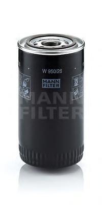 Фильтр масляный Mann-Filter W95026W95026