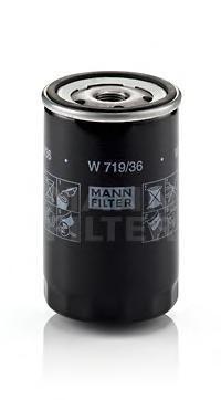 Масляный фильтрMann-Filter W71936W71936