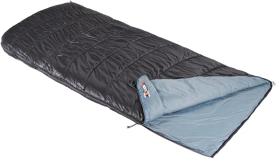 Спальный мешок-одеяло Red Fox  Big Wall Team , цвет: черный, 200 х 100 см - Спальные мешки