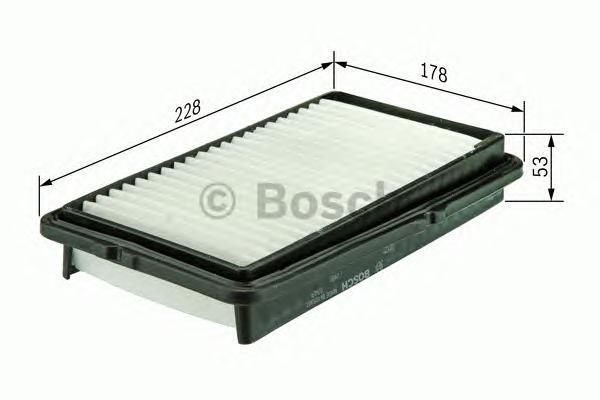 Фильтр воздушный Bosch F026400125F026400125