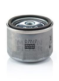 Фильтр воздушный Mann-Filter C777C777