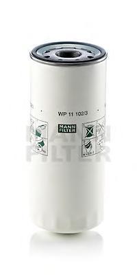 Комбинированный масляный фильтр Mann-Filter WP111023WP111023