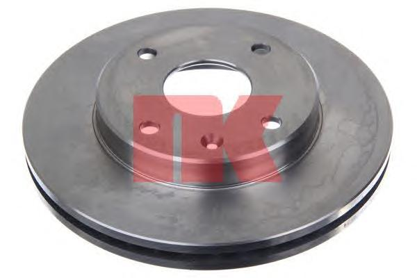 Диск тормозной NK 205010 комплект 2 шт205010