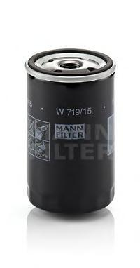 Фильтр масляный Mann-Filter W71915W71915