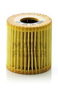 Масляный фильтроэлемент без металлических частей Mann-Filter HU68XHU68X