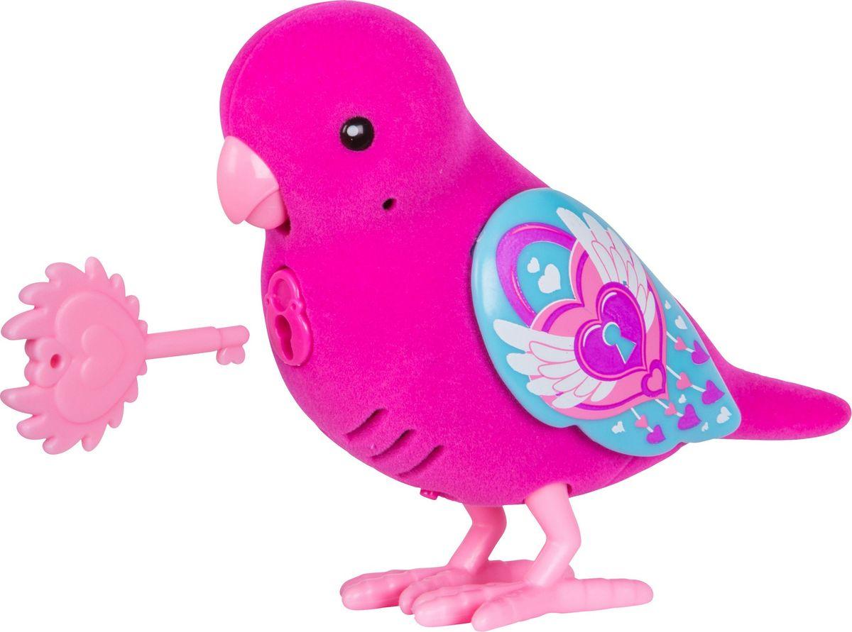 Little Live Pets Интерактивная игрушка Птичка Lockie Lovebird - Интерактивные игрушки