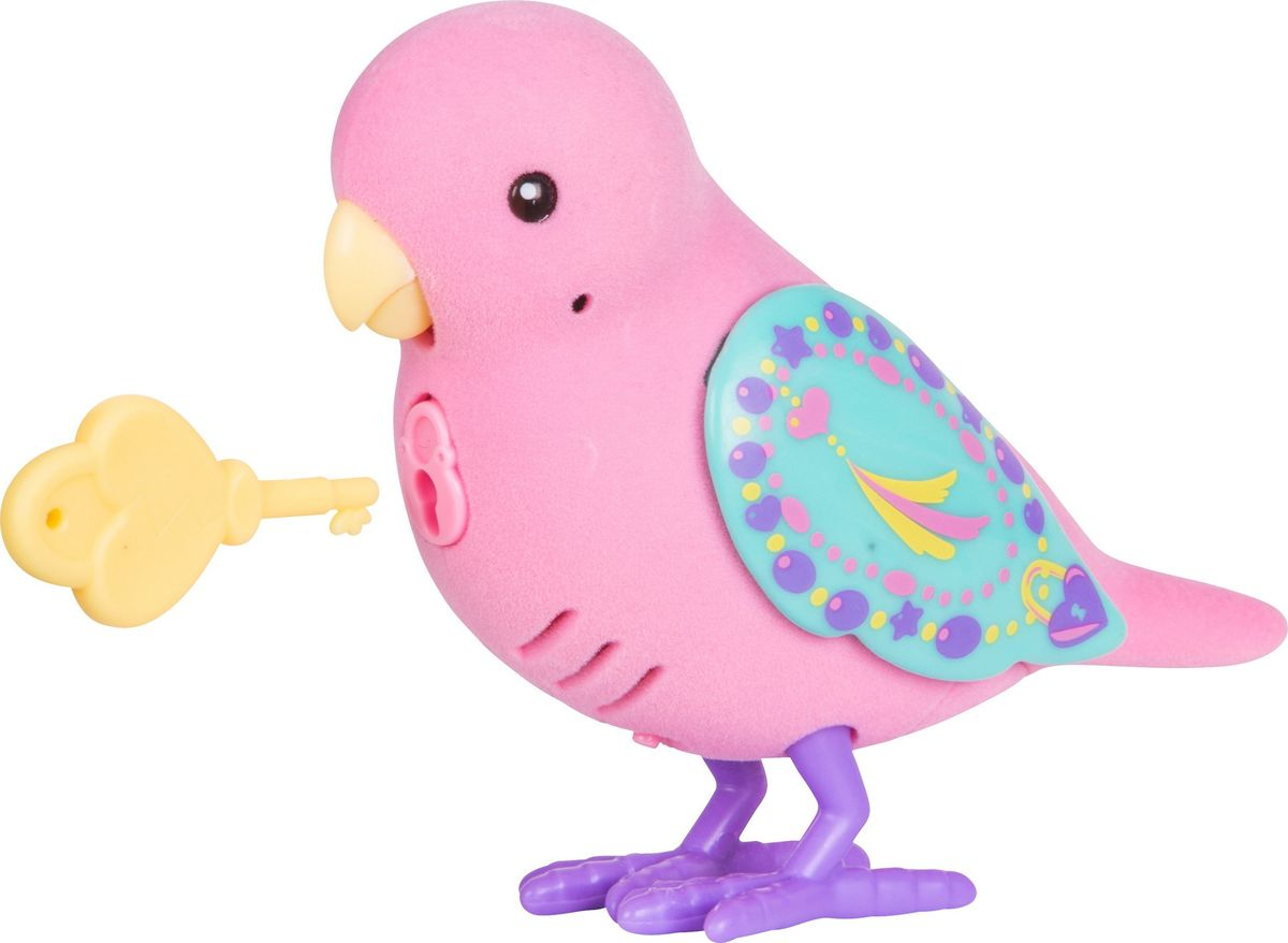 Little Live Pets Интерактивная игрушка Птичка Loyal Lulu - Интерактивные игрушки