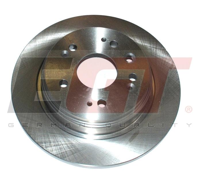 Диск тормозной EGT 410245EGT410245EGT