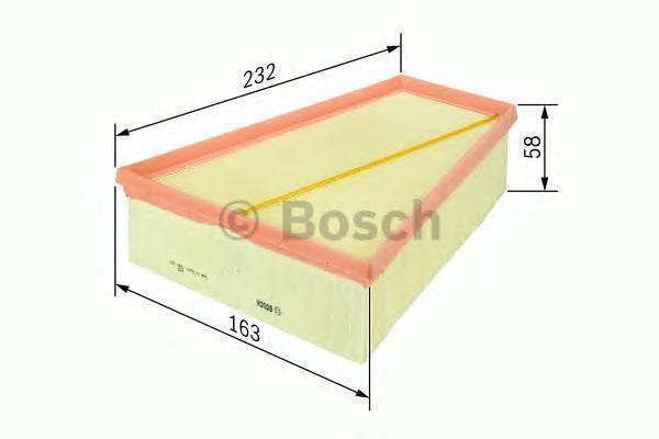 Фильтр воздушный Bosch F026400126F026400126