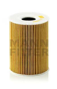 Масляный фильтроэлемент без металлических частейMann-Filter HU9001XHU9001X