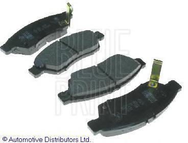 Колодки тормозные BLUE PRINT ADK84231ADK84231