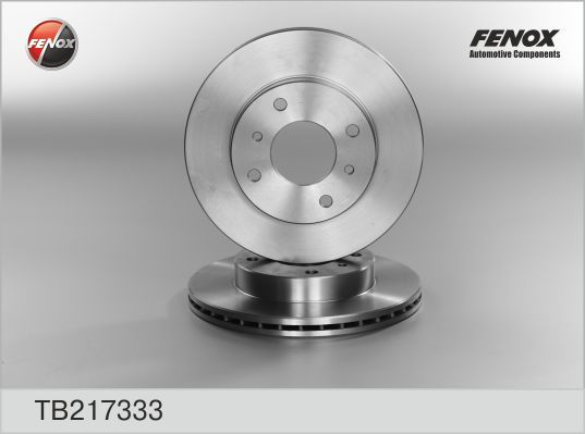 Диск тормозной Fenox TB217333 комплект 2 штTB217333