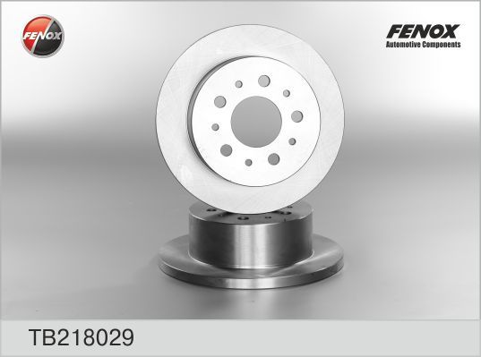 Диск тормозной Fenox TB218029 комплект 2 штTB218029